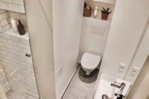 Renovering af badeværelse på Nørrebro