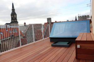 Totalrenovering af charmerende lejlighed på Christianshavn