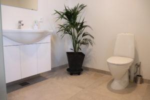 Badeværelse i domicilet