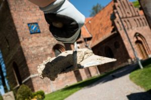 Renovering af Glostrup Kirke