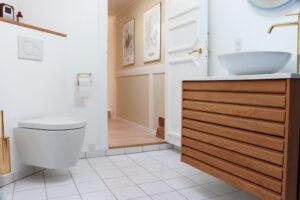Badeværelse på Sankt Jørgensbjerg