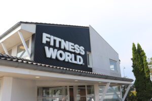 Nyt fitnesscenter – Fitness World Farum